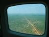 La pista dall'aereo