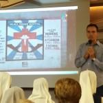 27 luglio, Comunità Cenacolo, incontro estivo dei gruppi missionari Diocesani